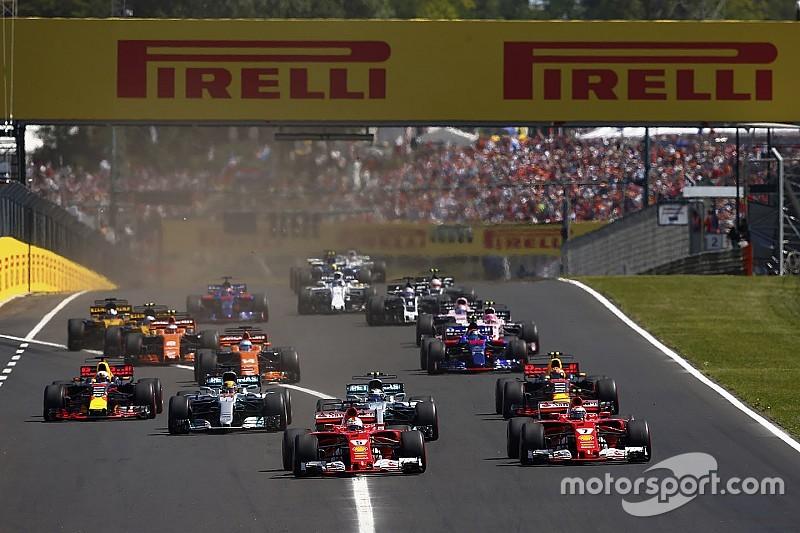 【動画】F1第12戦ハンガリーGP コース紹介オンボード映像