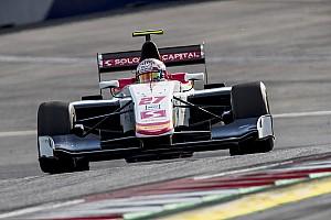 GP3 Reporte de la carrera Raoul Hyman gana su primera carrera de la GP3 en Austria