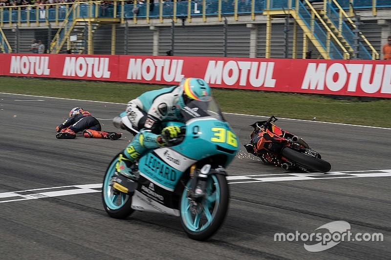MotoGP ubah regulasi soal finis balapan