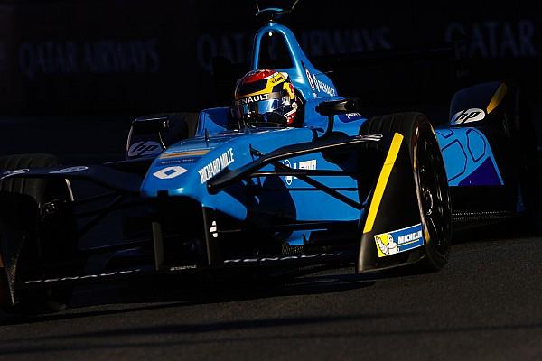 Fórmula E Relato da corrida Buemi vence quinta em seis; Di Grassi sai de Paris zerado
