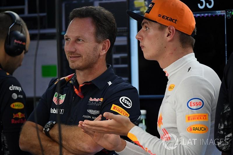 Óriási: így bénázott Verstappen és Ricciardo