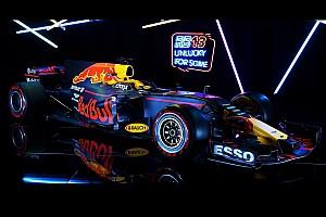Cercada de expectativas, Red Bull lança RB13