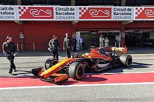 27 Şubat - 2 Mart Barcelona test programı