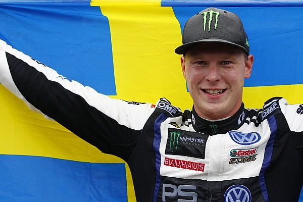 WRX-Weltmeister Kristoffersson fährt Rallye Schweden
