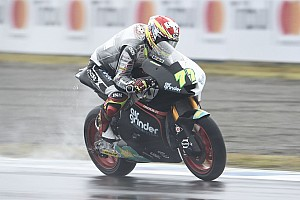 Moto2 Actualités Disqualifié, Aegerter perd sa victoire de Misano