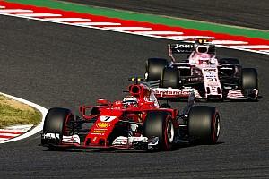 Ferrari riskeert chaos als het te veel verandert, denkt Force India