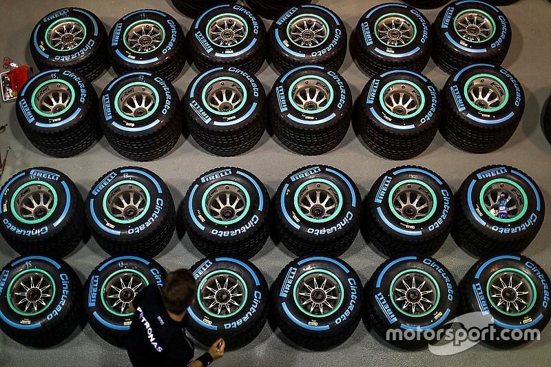 Гран Прі Сінгапуру: вибір шин на гонку
