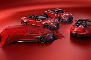 Automotive Nieuws Onverwachte gezinsuitbreiding voor Aston Martin Zagato