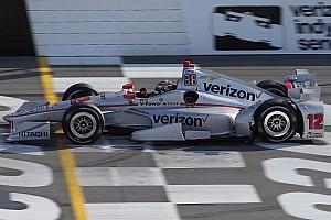 IndyCar Репортаж з гонки IndyCar на Поконо: Пауер здобув приголомшливу перемогу