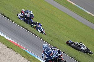 Superbike-WM Kolumne Nach WorldSSP-Crash und Abbruch: Mahias nicht der Buhmann! Regeln überdenken!