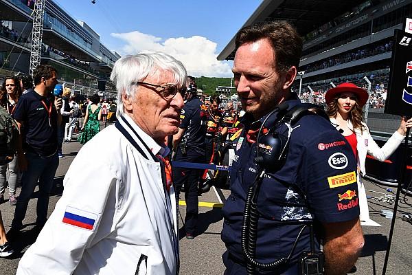 Formula 1 Son dakika Horner: F1'in yenilikçi motorlara ihtiyacı var