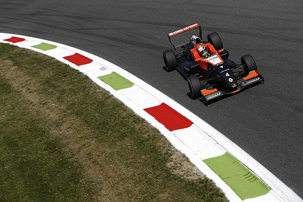 FR2.0 Monza: Aubry op pole, Opmeer in top-tien