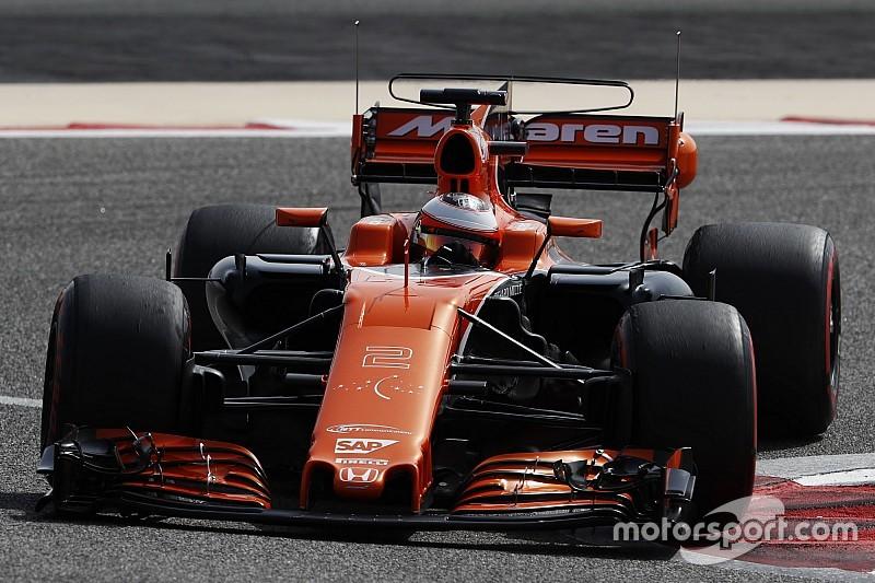 """McLaren не може пояснити """"найкращий день"""" на тестах"""