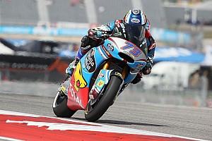 Moto2 Prove libere Austin, Libere 3: Marquez si conferma davanti, ma Morbidelli c'è
