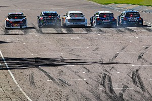 World Rallycross Breaking news Scheider to headline Americas Rallycross Championship opener