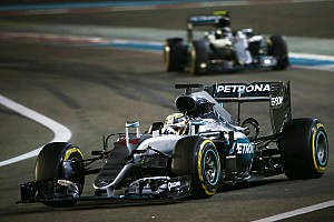 Formula 1 Special feature F1 2016 review: Intra-team battle the only worry for Mercedes