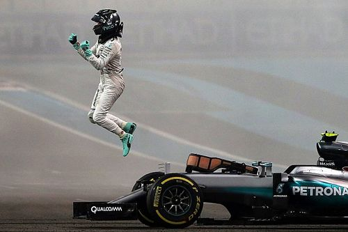 "Rosberg admits Abu Dhabi race ""not enjoyable"""