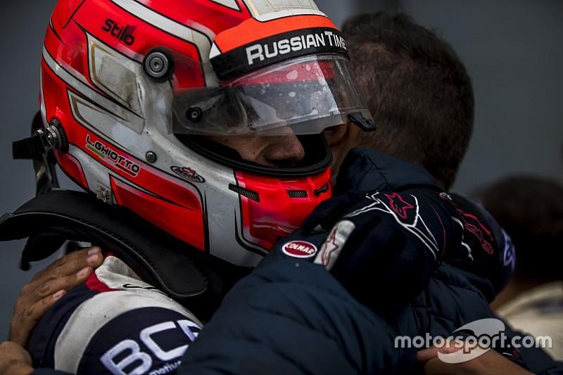 Victoria de Ghiotto en la Fórmula 2