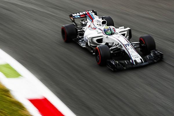 Massa: 2017 araçlarıyla F1'deki