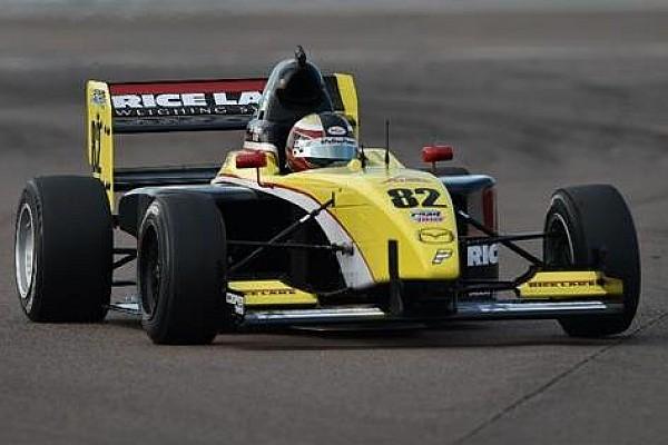Pro Mazda Telitz ties championship lead with fifth win