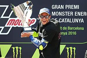 MotoGP Race report Catalunya MotoGP: Rossi beats Marquez, Lorenzo on the floor