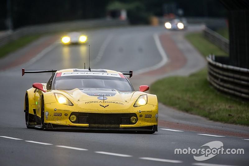 """Antonio García: """"Estamos muy bien preparados para Le Mans"""""""