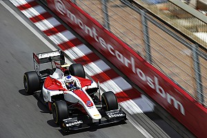 FIA F2 Qualifying report Monaco GP2: Sirotkin takes pole in red-flagged group qualifying