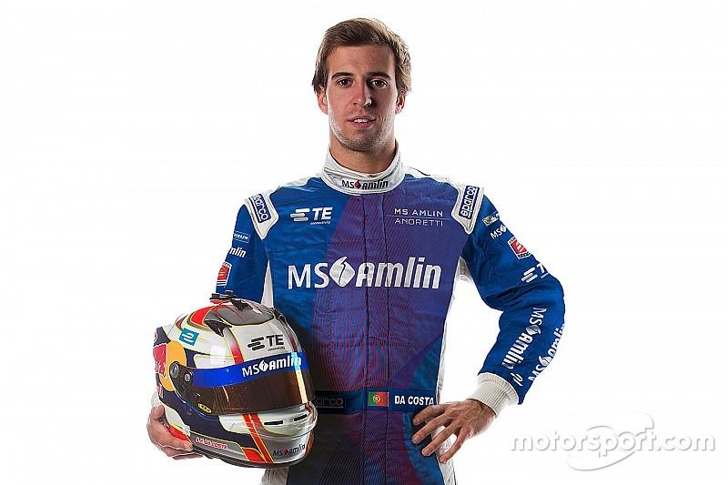 Officieel: Felix da Costa teamgenoot van Frijns in Formule E
