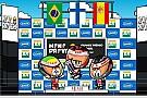 F1 Vídeo: Raikkonen, campeón en Brasil ante Hamilton-Alonso (por MiniDrivers)