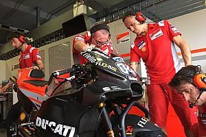 MotoGP Son dakika Dovizioso: Ducati kaplama kanatçığını seçmekte zorlanıyor