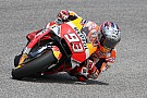 MotoGP Austin MotoGP: Marquez tops rain-disrupted FP3