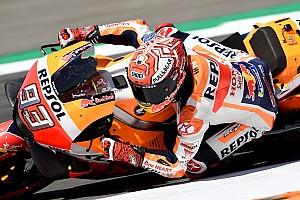 MotoGP Qualifying report Assen MotoGP: Marquez beats Crutchlow to pole
