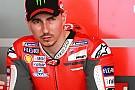 Lorenzo terá que aceitar corte de salário, diz Ducati
