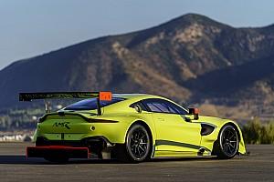 WEC Top List GALERÍA: Aston Martin presenta el  Vantage GTE 2018