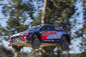 WRC Leg report Portugal WRC: Neuville takes points lead with win