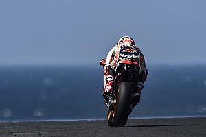MotoGP Australia: Marquez pimpin warm-up, Dovizioso keenam