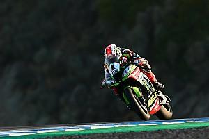 WSBK Reporte de la carrera Rea logra su primer doblete en Jerez y Kawasaki gana el Mundial de constructores