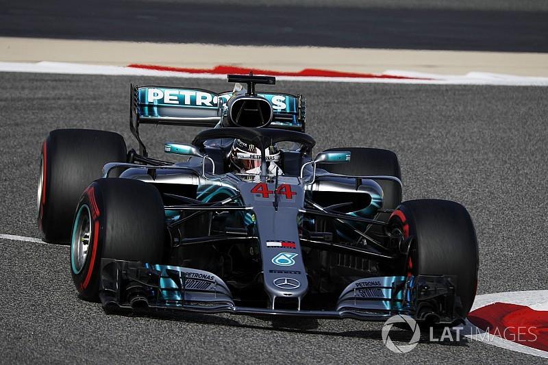 Hamilton yarışta yükselmeyi umuyor