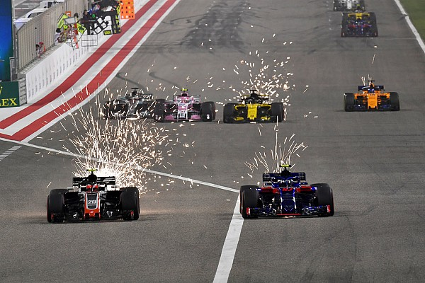 Grosjean: Honda'nın performansı F1 için