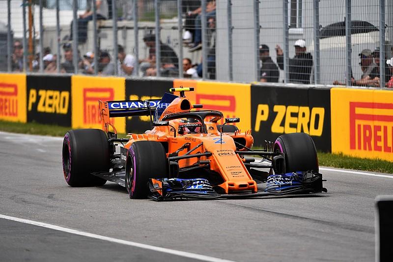 Vandoorne, McLaren'ın şansının