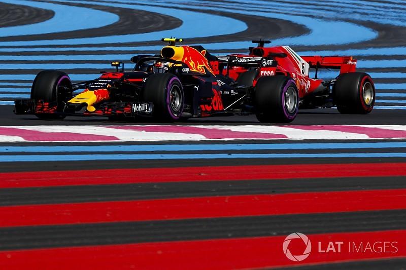 Verstappen ataca a los medios tras el incidente de Vettel