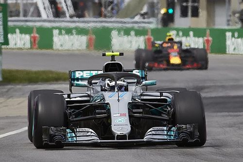 """Bottas says fuel situation """"critical"""" in unseen finish"""