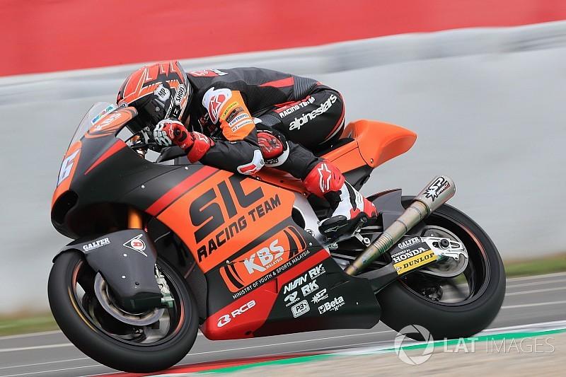Команда SIC Racing на базі Nieto готова підписати трирічну угоду з Yamaha