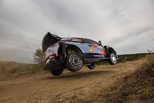 Csak úgy repkednek a WRC-gépek az Argentin Ralin