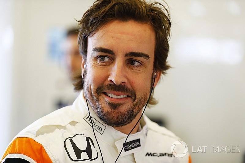 Alonso competirá en las 24 Horas de Daytona en 2018