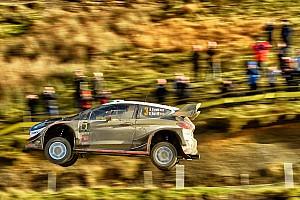 WRC Leg звіт Ралі Уельсу: кроками МакРея