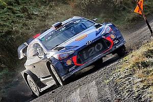 WRC Ultime notizie Hyundai: nel 2018 sarà staffetta Sordo-Paddon per la terza i20