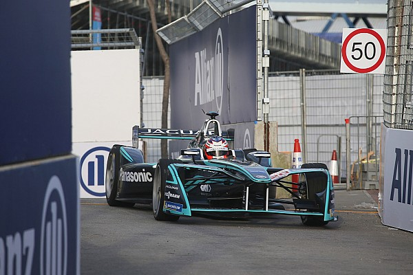 Формула E Важливі новини Машину Jaguar назвали найкращою у кваліфікації