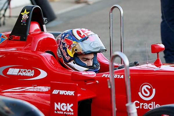 General Маркес та Педроса протестували Формулу 3