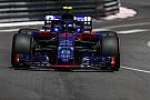 Forma-1 Gasly ismét a Q3-ban a Toro Rosso-Hondával